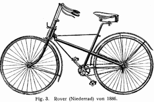 The Safety Bicycle